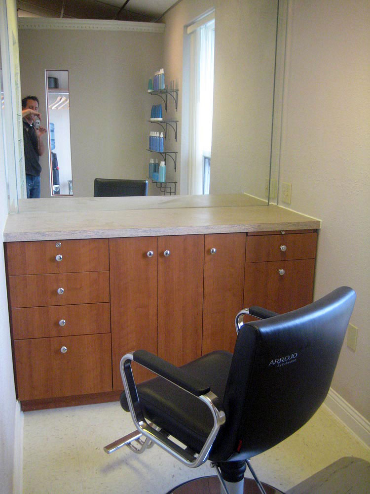 Salon Booth Rental Hair Company Racine Wisconsin