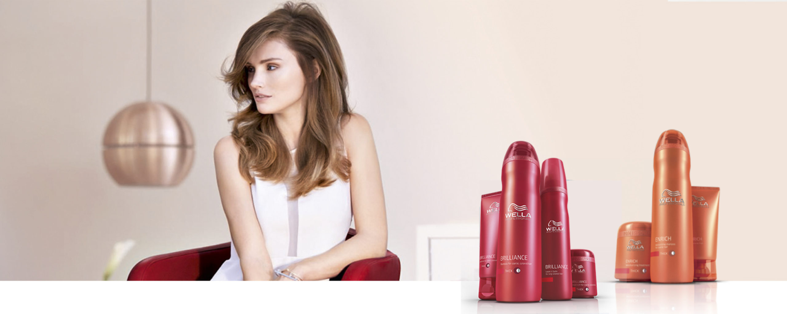 Wella hair products: Wella professional hair care